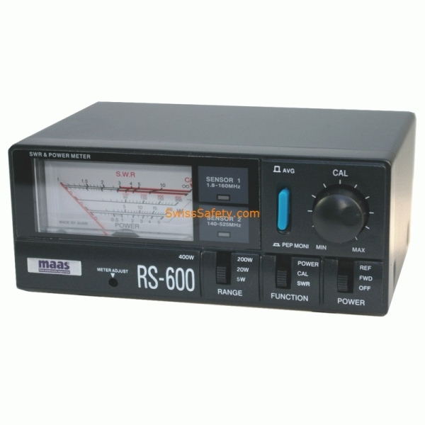 RS-600 SWR & PWR Meter