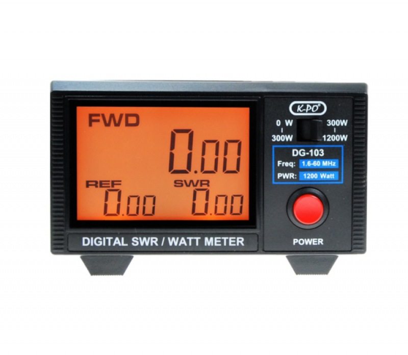 DG-103 SWR- & Power-Meter